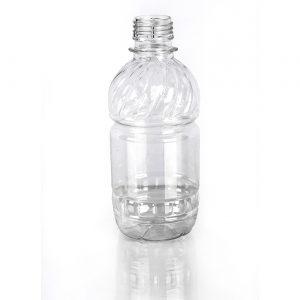 ПЭТ бутылка 0,3 л. 28 мм.