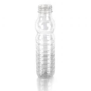 ПЭТ бутылка 0,38 л. 28 мм.