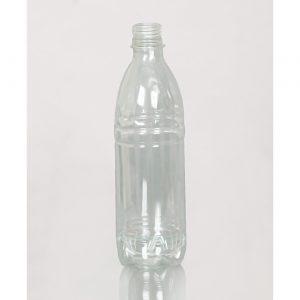 ПЭТ бутылка 0,5 л. 28 мм.