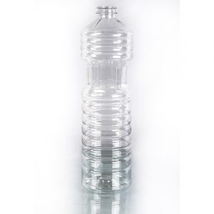 ПЭТ бутылка 0,9 л. бесцветная ойл