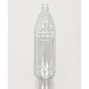 ПЭТ бутылка 1,0 л. 28 мм. (газ. вода)