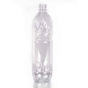 ПЭТ бутылка 1,0 л. 28 мм. (масло)