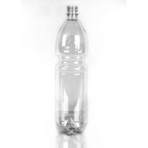 ПЭТ бутылка 1,5 л. 28 мм.