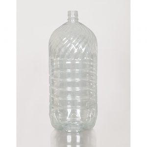 ПЭТ бутылка 3,0 л. 28 мм.