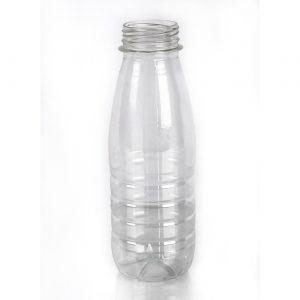 ПЭТ бутылка 0,33л. 38 мм.