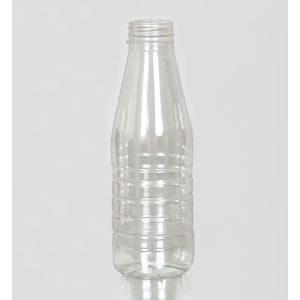 ПЭТ бутылка 0,5 л. бесцветная 38 мм(зеленоградское)