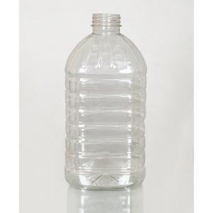 ПЭТ бутылка 3,0 л. 48 мм
