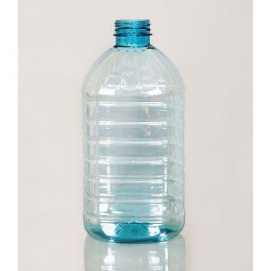 ПЭТ бутылка 4,0 л. 48 мм.