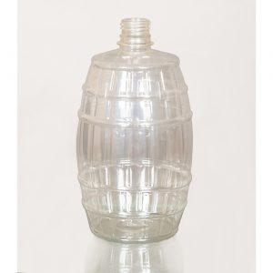 ПЭТ бутылка 1,0 л. 28 мм.