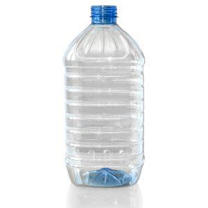 ПЭТ бутылка 4,6 л. 48 мм