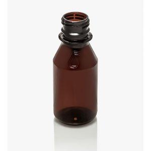 ПЭТ бутылка 0,1 л. 28 мм