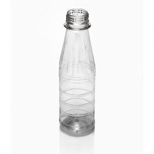 ПЭТ бутылка 0,18 л. 28 мм