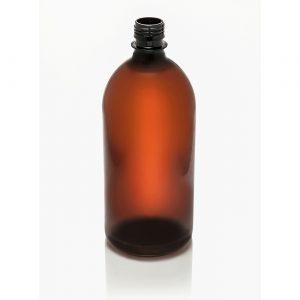ПЭТ бутылка 1,0 л. 28 мм