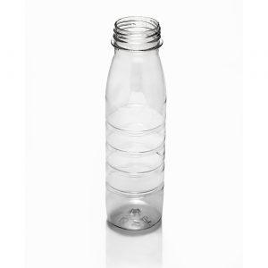 ПЭТ бутылка 0,275 л. 38 мм