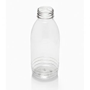 ПЭТ бутылка 0,5 л. 38 мм
