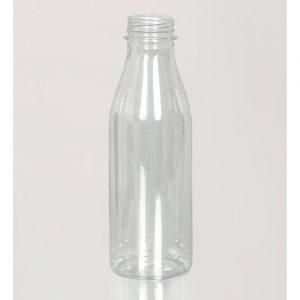 ПЭТ бутылка 0,5 л. 38 мм.