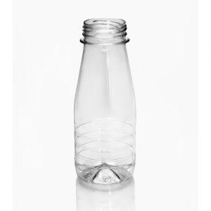 ПЭТ бутылка 0,2 л. 38 мм